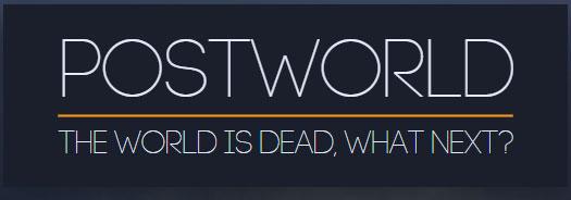 Postworld — портал о постапокалипсисе